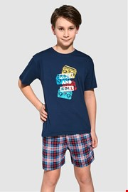 Rock and Roll fiú pizsama
