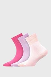 3 PACK dievčenských ponožiek Romsek