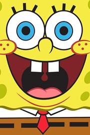Detský uterák Spongebob