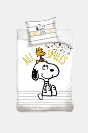 Detské obliečky Snoopy Smile