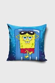 Obliečka na vankúšik Spongebob na lehátku