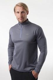 Sivé funkčné tričko LOAP Peter