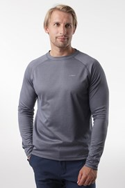 Šedé funkčné tričko LOAP Pedro