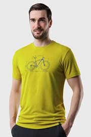 Svetlozelené tričko LOAP Mugs