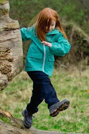 Detské softshellové nohavice Galloway