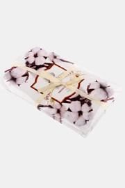 3 PACK vonných vrecúšok s vôňou bavlny