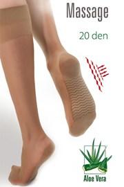 Podkolienky Massage 20 DEN