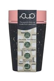 Rcup utazó bögre, rózsaszín, 227 ml