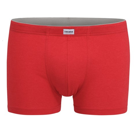 Pánske boxerky CECEBA červené 3XL plus
