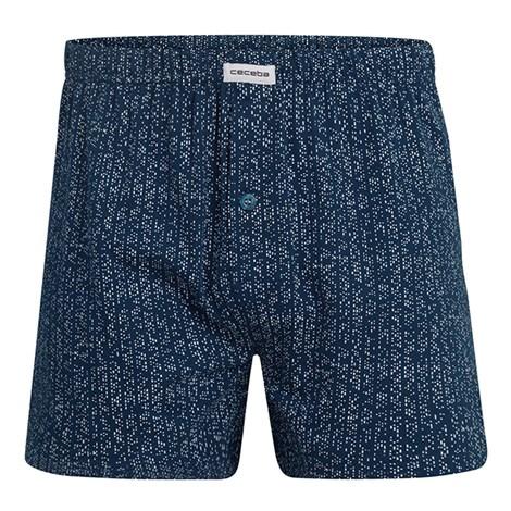 Pánske trenky CECEBA Pure Cotton modré