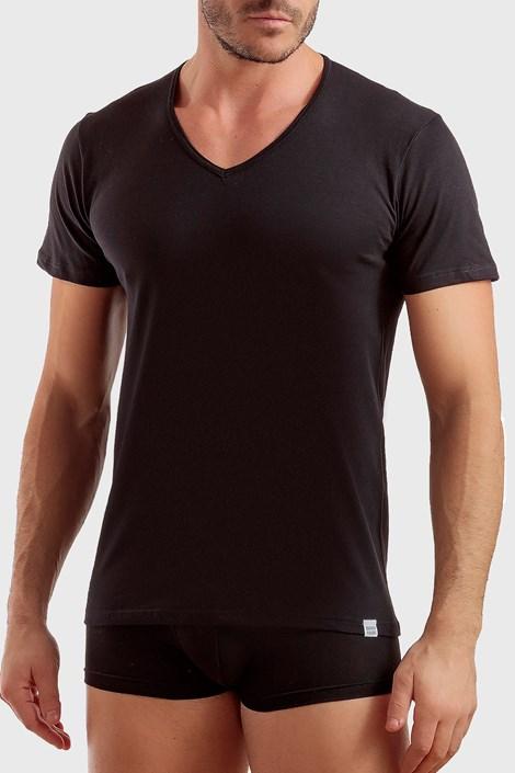 Pánske tričko s výstrihom do V