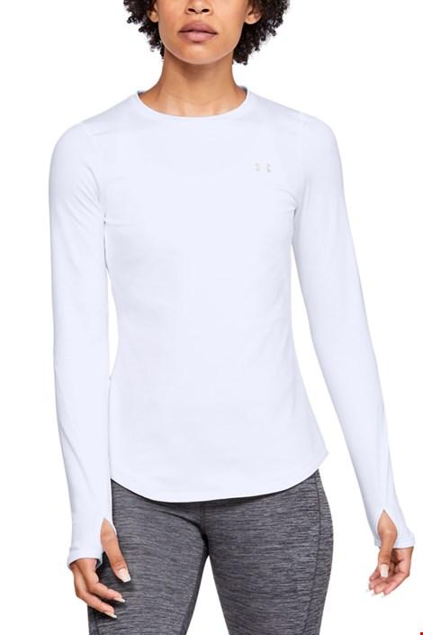 Biele športové tričko Under Armour Crew