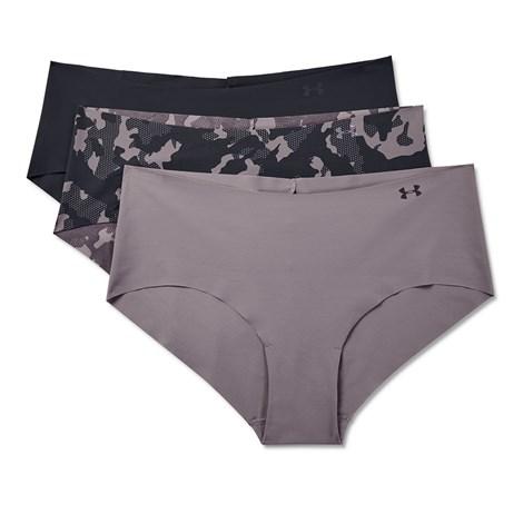 3 PACK športových nohavičiek Under Armour Hipster