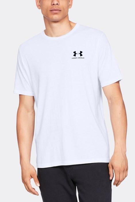 Biele tričko Under Armour Sportstyle