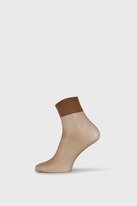 2 PACK dámskych pančuchových ponožiek 15 DEN