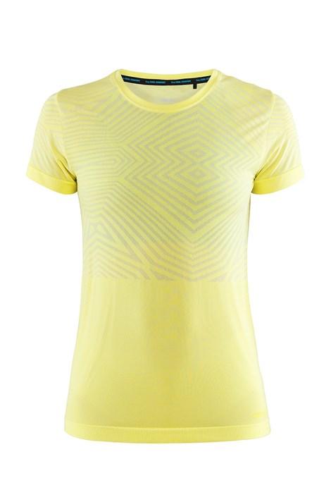 Dámske tričko CRAFT Cool Comfort SS žlté