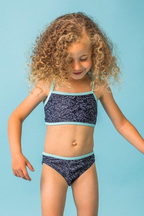 Dievčenské dvojdielne plavky Mia