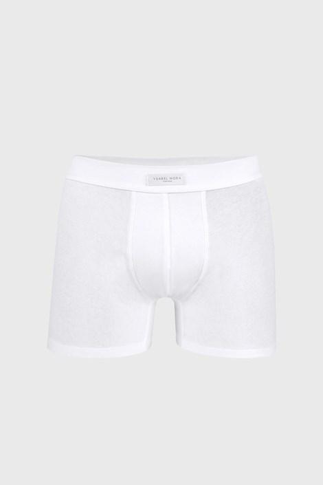 Biele boxerky Cotton Nature
