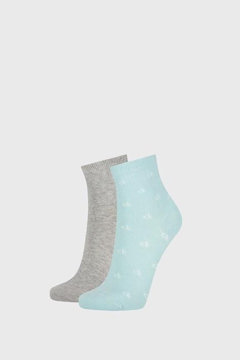 2 PACK dámskych ponožiek Calvin Klein Gretchen