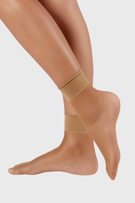 2 PACK dámskych pančuchových ponožiek 6 DEN