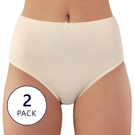 2 PACK bavlnených nohavičiek Moni