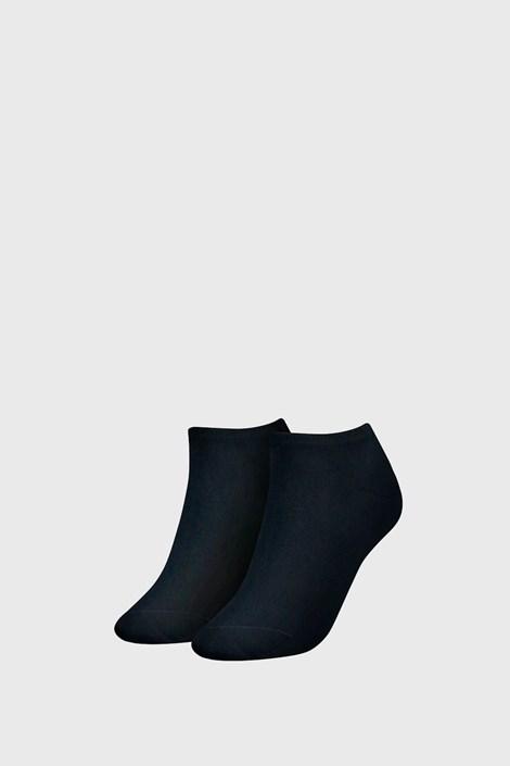 2 PACK dámskych ponožiek Tommy Hilfiger Sneaker Midnight Blue