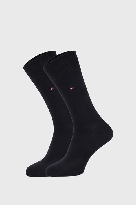 2PACK tmavo modrých ponožiek Tommy Hilfiger Classic