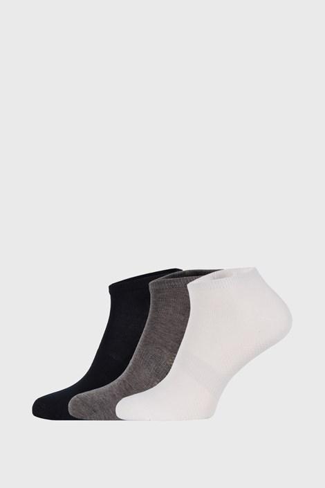3 PACK detských športových ponožiek Basic