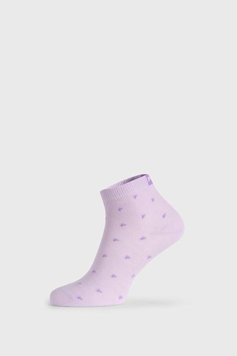 3 PACK členkových ponožiek FILA Flower