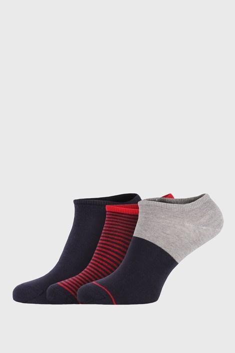 3 PACK nízkych ponožiek Benet