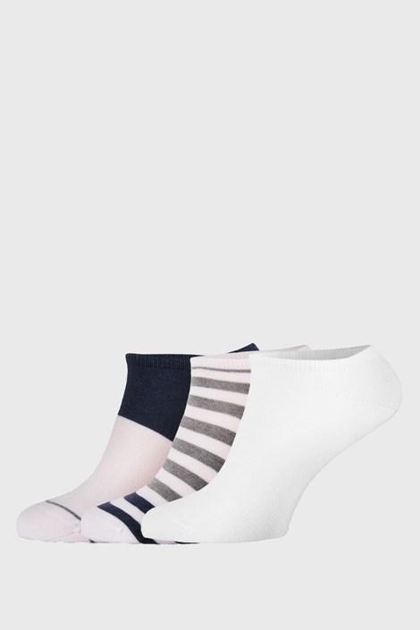 3 PACK nízkych ponožiek Mack