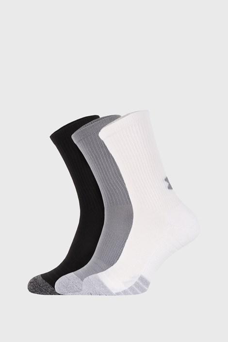 3 PACK vysokých ponožiek Under Armour