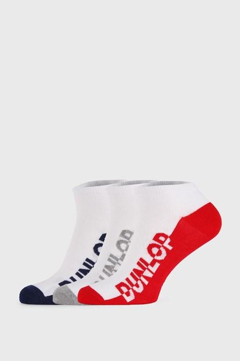 3 PACK ponožiek Dunlop