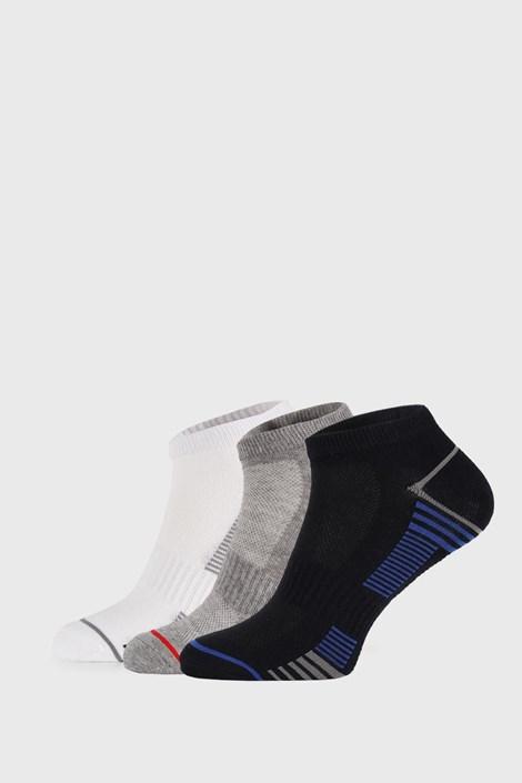 3 PACK nízkych športových ponožiek Fantasy