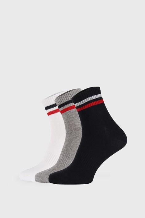3 PACK členkových ponožiek Sports