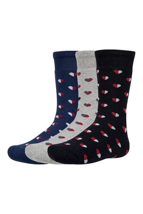 3 pack detských hrejivých ponožiek Yrako