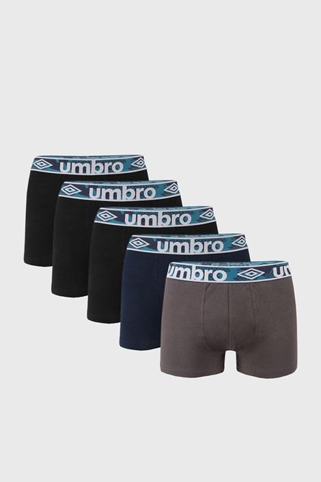 5 PACK boxeriek Umbro