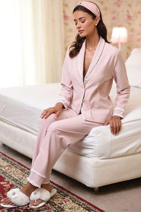 Bavlnené pyžamo Harmonia