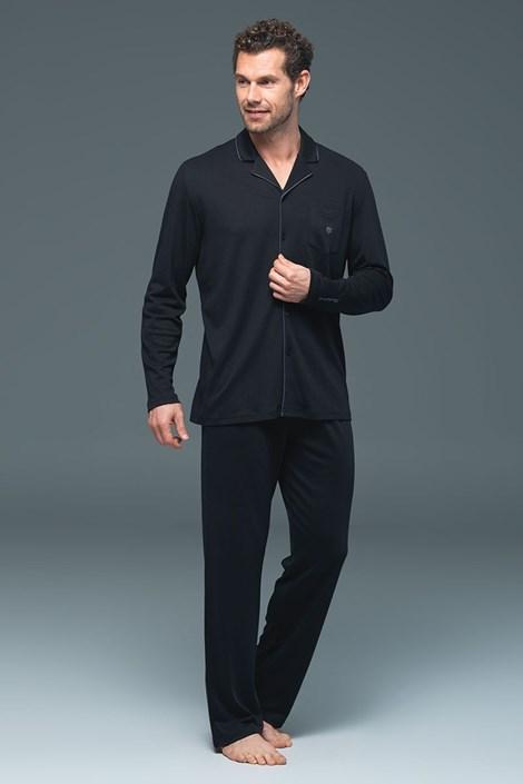 Pánske pyžamo BLACKSPADE Lion Black modalové