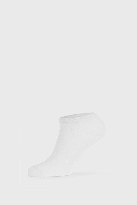 Biele bambusové ponožky nízke