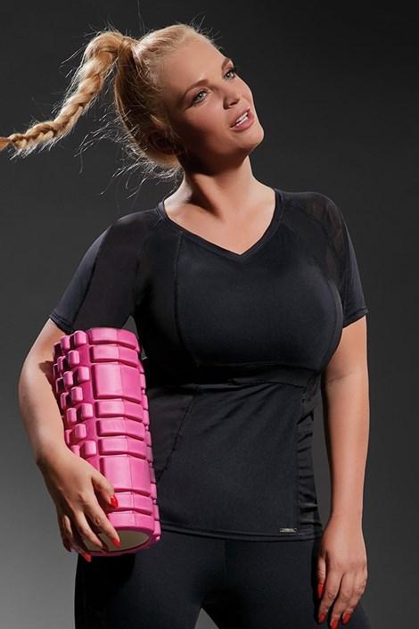 Dámske športové tričko Active Black