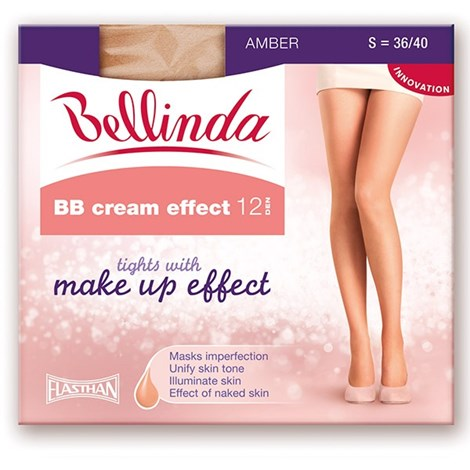 Dámske pančuchové nohavice BB Cream