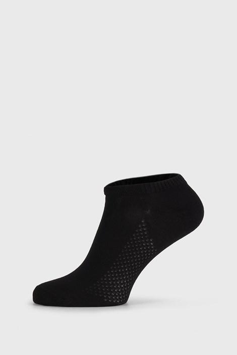 Čierne bambusové ponožky Bellinda Air