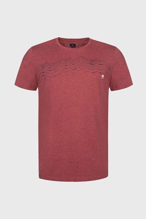 Červené tričko LOAP Bengal