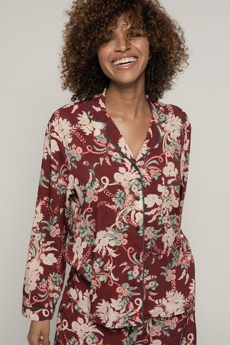 Dámsky pyžamový kabátik Muriel