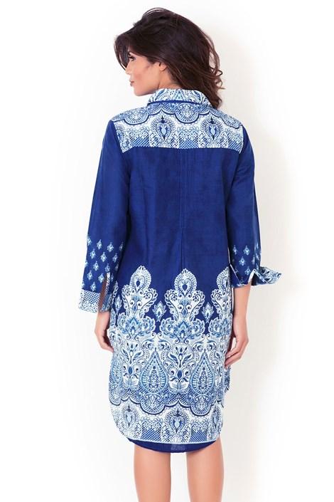 f34e8f15fa2e Dámske talianske košeľové šaty David Beachwear kolekcie Kerala. ‹ ›