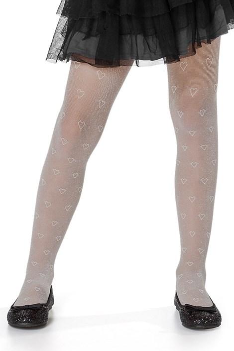 Dievčenské pančuchové nohavice Dela