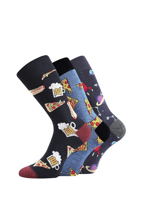 3 pack ponožiek Depate Mix C