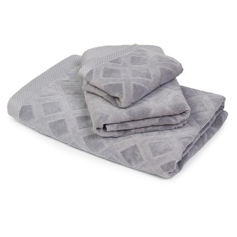 Malý uterák Charles sivý