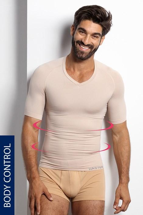 Bezšvové sťahovacie tričko SilverMax